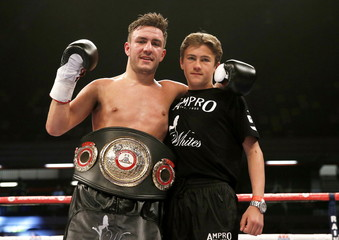 Frank Buglioni v Sergey Khomitsky WBO European Super-Middleweight Title
