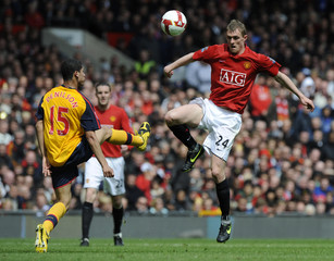 Manchester United v Arsenal Barclays Premier League