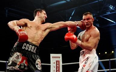 Carl Froch v Mikkel Kessler WBC Super Middleweight Title