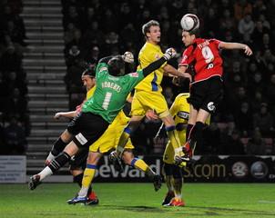 AFC Bournemouth v Dagenham & Redbridge Coca-Cola Football League Two