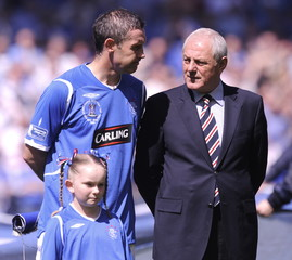 Falkirk v Rangers Homecoming Scottish FA Cup Final