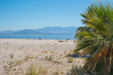 Salton Sea, Southern California