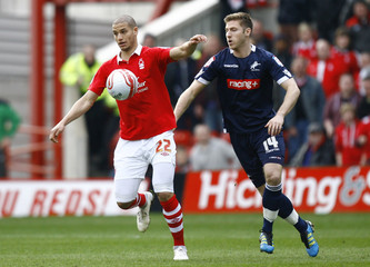Nottingham Forest v Millwall npower Football League Championship