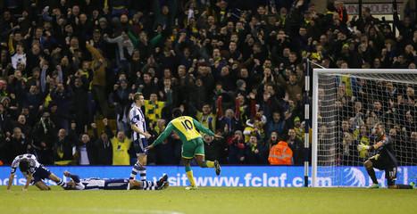 West Bromwich Albion v Norwich City - Barclays Premier League
