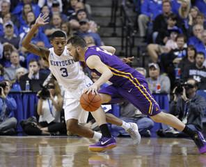 NCAA Basketball: Albany at Kentucky
