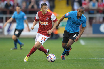 Fleetwood Town v Nottingham Forest - Capital One Cup First Round