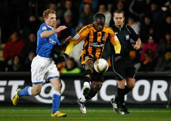 Hull City v Birmingham City npower Football League Championship