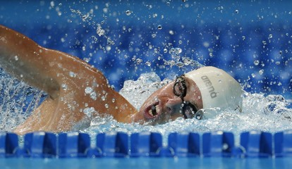 Swimming: U.S. Olympic Team Trials - Swimming