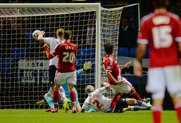 Bolton Wanderers v Middlesbrough - Sky Bet Football League Championship