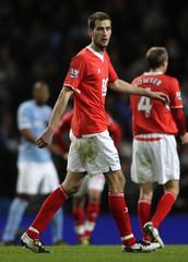 Manchester City v Birmingham City Barclays Premier League