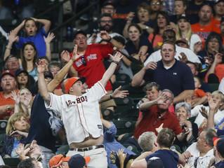 MLB: Boston Red Sox at Houston Astros