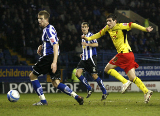 Sheffield Wednesday v Watford Coca-Cola Football League Championship