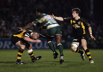 London Wasps v Leicester Tigers Guinness Premiership