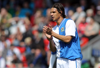 Blackburn Rovers v AEK Athens Pre Season Friendly