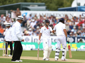 England v Australia - 2013 Investec Ashes Test Series Fourth Test