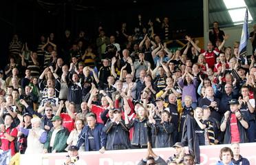 Leeds Carnegie v Worcester Warriors Guinness Premiership