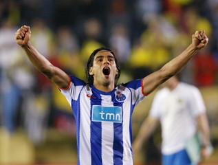 Villarreal v FC Porto UEFA Europa League Semi Final Second Leg