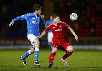 St Johnstone v Aberdeen - Scottish Premiership