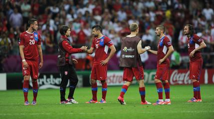 Czech Republic v Portugal - UEFA EURO 2012 Quarter Final