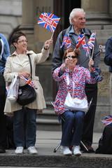 Team GB - London 2012 Victory Parade