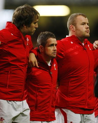 Wales v Australia - James Bevan Trophy