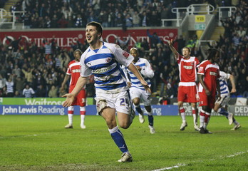 Reading v Charlton Athletic Coca-Cola Football League Championship
