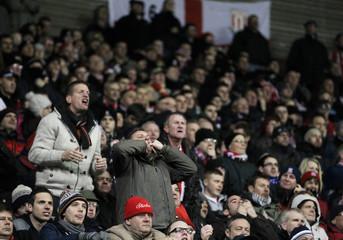 Stoke City v Newcastle United - Barclays Premier League