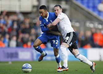 Birmingham City v Derby County npower Football League Championship