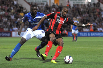 AFC Bournemouth v Portsmouth - Capital One Cup First Round