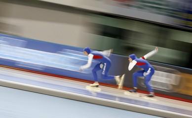 Speed Skating Äì ISU World Sprint Speed Skating Championship