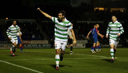 Inverness Caledonian Thistle v Celtic Scottish FA Cup Quarter Final