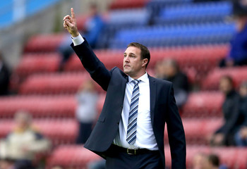 Wigan Athletic v Middlesbrough - Sky Bet Football League Championship