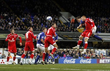Ipswich Town v Barnsley npower Football League Championship
