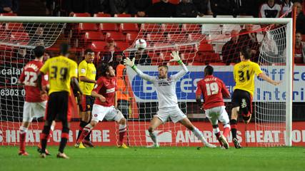 Charlton Athletic v Watford - npower Football League Championship