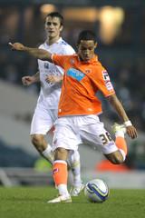 Leeds United v Blackpool npower Football League Championship