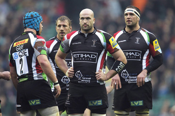 Harlequins v London Irish - Aviva Premiership