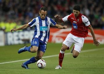 FC Porto v Sporting Braga 2011 UEFA Europa League Final