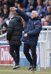 Hartlepool United v Burton Albion - Sky Bet Football League Two