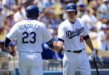 MLB: Boston Red Sox at Los Angeles Dodgers