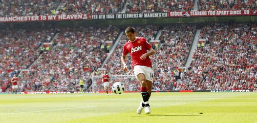Manchester United v Everton Barclays Premier League