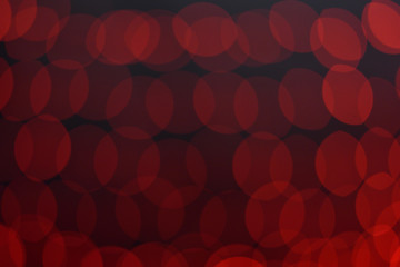 Beautiful background of red bokeh and magenta