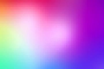 Разноцветный пиксельный, абстрактный, оригинальный фон. Векторная иллюстрация для Вашего дизайна.