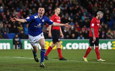 Cardiff City v Leicester City - npower Football League Championship