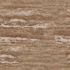 Beautiful travertine pattern useful as background. Seamless square texture, tile ready.
