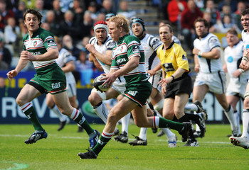 Leicester Tigers v Bristol Rugby Guinness Premiership