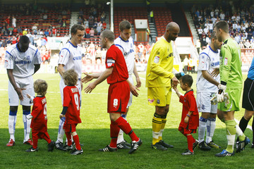 Leyton Orient v Tranmere Rovers npower Football League One