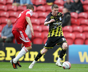 Middlesbrough v Cardiff City npower Football League Championship