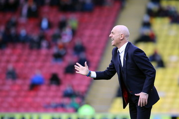 Watford v Blackpool - Sky Bet Football League Championship