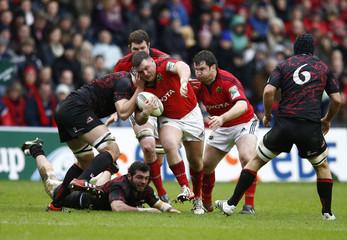 Edinburgh Rugby v Munster - Heineken European Cup Pool One