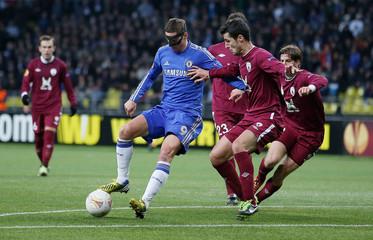 Rubin Kazan v Chelsea - UEFA Europa League Quarter Final Second Leg